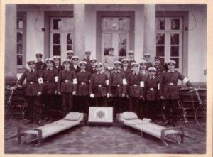 Gründung DRK Ortsverein Bad Bentheim